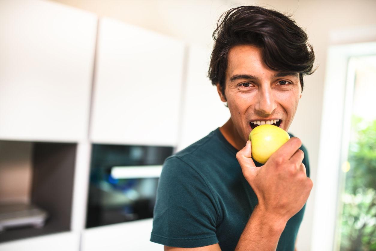 Tanden verzorgen eten tips